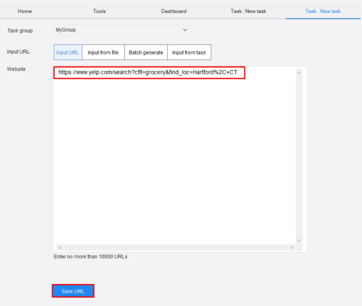 How to Configure Proxy Settings on Octoparse